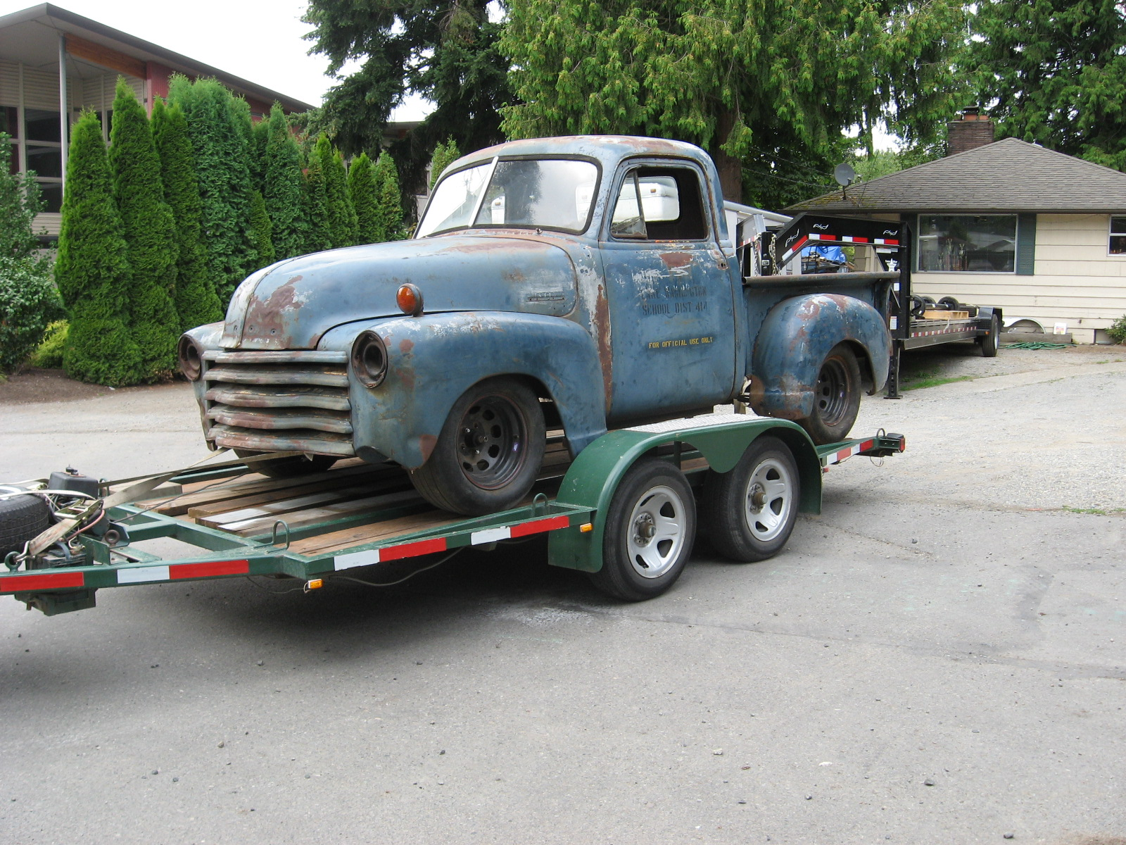 My 1953 Chevy Truck | Another project waiting for my time…
